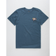 RVCA Panther Head Mens T-Shirt