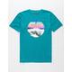 HURLEY Dusk Green Boys T-Shirt