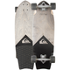 QUIKSILVER Black Traction Skateboard