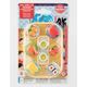 Kaiten Sushi Eraser Set