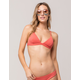 BILLABONG Coral Luv Myself Bikini Top