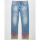 RSQ Brooklyn Flame Relaxed Mens Jeans