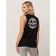 DIAMOND SUPPLY CO. Circle Logo Womens Muscle Tank