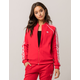 ADIDAS SST Womens Red Track Jacket