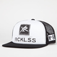 YOUNG & RECKLESS Number 86 Mens Trucker Hat