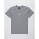 HUF Royale Stripe Mens T-Shirt