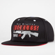 YOUNG & RECKLESS Gunplay Mens Snapback Hat