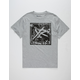 YOUNG & RECKLESS Griffon Mens T-Shirt