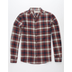 RETROFIT Cortes Mens Flannel Shirt