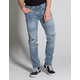 RSQ London Panel Mens Skinny Jeans