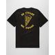 FRESH VIBES In Crust We Trust Mens T-Shirt