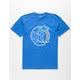 BLUE CROWN Neon Lit Mens T-Shirt
