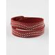 RAVE Stud Wrap Bracelet
