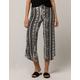 BEBOP Linear Womens Culotte Pants