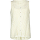 FULL TILT Essential Girls Lace Placket Tank