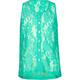 FULL TILT Essential Girls Lace Placket Tank