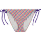 FULL TILT Rainbow Plaid Womens Swimsuit Bottoms
