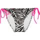 FULL TILT Zebra Womens Swimsuit Bottoms