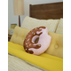 ANKIT Donut Bite Pillow