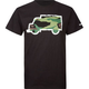 TRUKFIT Fill Up Camo Mens T-Shirt