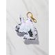 Reversible Sequin Unicorn Keychain
