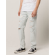 LEVI'S 511 Witches Castle Mens Slim Ripped Jeans
