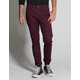 RSQ London Blackberry Mens Skinny Stretch Chino Pants