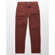 RSQ London Java Boys Skinny Chino Pants