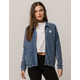 RVCA Venture Cambray Womens Bomber Jacket