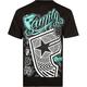 FAMOUS STARS & STRAPS Daytona Mens T-Shirt