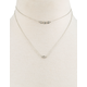 FULL TILT Diana Chanel Silver Necklace
