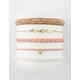 FULL TILT 5 Pack Leaf & Braid Bracelets
