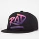 NEFF Rad Cap Mens Snapback Hat
