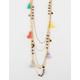 FULL TILT Multi Color Tassel Long Necklace