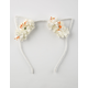 FULL TILT Flower Cat Ears Headband