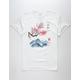 LA FAMILIA Fuji Sunset Mens T-Shirt