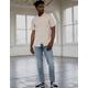 RSQ London Skinny Medium Indigo Mens Jeans