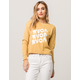 RVCA Slice Womens Sweatshirt
