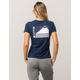 RVCA Seamount Womens Tee