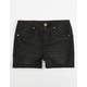RSQ Sunset High Rise Girls Denim Shorts