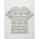 CAPTAIN FIN Tribal Mens T-Shirt