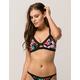 HURLEY Surf Garden Bikini Top