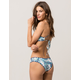 QUINTSOUL Palm Beach Cheeky Bikini Bottoms
