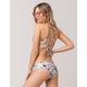 ROAM FREE Tropical Reversible Cheeky Bikini Bottoms