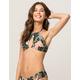 FULL TILT Tropical High Neck Bikini Top