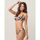 FULL TILT Floral Reversible Cheeky Bikini Bottoms