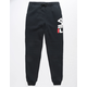 FILA Fleece Boys Jogger Pants