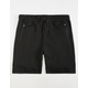BROOKLYN CLOTH Knit Mens Jogger Shorts