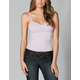 FULL TILT Essential Womens Corset Cami