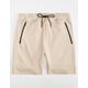 BROOKLYN CLOTH Knit Mens Jogger Shorts